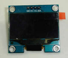 """1.3"""" 128*64 OLED Display IIC I2C White Blanco"""