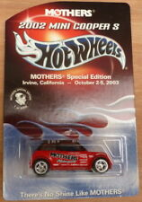 Hot Wheels Mothers 2002 Mini Cooper S Special Edition