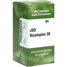 JSO BICOMPLEX Heilmittel Nr. 30 150St PZN: 0545136