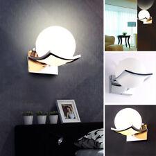 Glaskugel Wandleuchte Studie Schlafzimmer Nachttisch kreative Wandleuchte Mauer