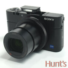 "SONY CYBER-SHOT DSC-RX100 IV 20.1MP DIGITAL CAMERA  w/1"" SENSOR & ZEISS T* LENS"