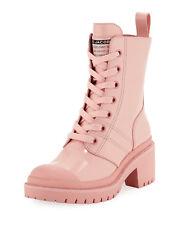 91c162d207c Marc Jacobs Women s Bristol Lace up Boot Ankle Light Pink 41