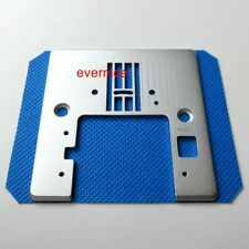 Needle Plate E3A0253004 For Singer 3709 3722 Europro Juki Pfaff 200C Smart White