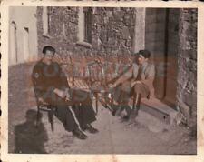 FOTO DEL 1943 MILITARE DEL REGIO ESERCITO   C10-969