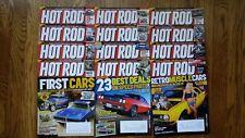 Hot Rod Magazine 2009 -Hemi Heaven Barn FInds  Build a Muscle Truck Nitrous Myth