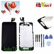 """For black iPhone6 4.7"""" LCD Touch Screen Digitizer with Homebutton and Camera"""