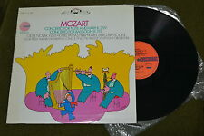 Mozart - Concerto for Flute and Harp, K.299 - Crossroads 22 16 0168 - EX/EX