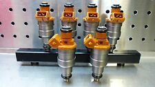 Dodge 3.3L 3.8L V6 Genuine Siemens 6 Fuel Injectors Chrysler Plymouth 1997-2000