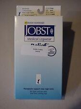 Jobst Medical Legwear Compression 15-20 mmHg Beige Small Knee CT 114806