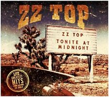 ZZ Top - Live Greatest Hits From Around  the World - New Vinyl LP - PreOrder 9/9