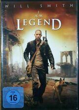 DVD / I am Legend, Will Smith als Virologe - Regie: Francis Lawrence, Thriller