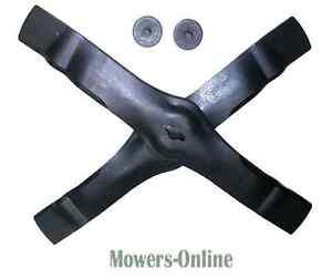 John Deere Blade Kit AM130172 Freedom 42 LX255 - GT235 LT155 LT166 LT160 LT170