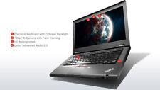 PORTATIL LENOVO T430s.INTEL I5/8 RAM/320 HDD/WEBCAM/USB 3.0/HDMI/SD/DNI/SIM/LUZ