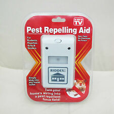 High Quality Riddex Plus Electronic Pest Rodent Control Repeller 220V  Plug WE