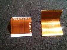 Sharp Aquos LC-32RA1E tcon video flat cable. MD670WJ (2nd pc)