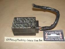 Dash Parts for Mercury Monterey for sale   eBay