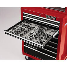 Craftsman  6-Tray Divider Holds 195 Storage Toolbox Wrench Socket Organizer Set