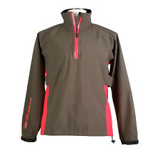 Galvin Green Womens Sz M / 38 GORE-TEX Paclite Shell Jacket Taupe Pink