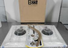 G168411 Stealth Acoustics B22G Invisible In-wall Subwoofer 2-Speakers