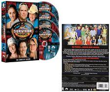 SURVIVOR  9 (2004) VANUATU - Shefa Province  -  US TV Season Series - NEW DVD R1