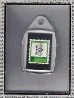 1970s Sun football badge stamp retro keyring - VARIOUS