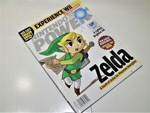 #205 205 Nintendo Power Wii Zelda Video Game System NES