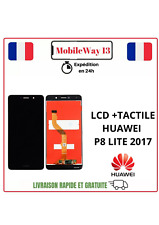 ECRAN COMPLET LCD+TACTILE HUAWEI P8 LITE 2017 BLANC