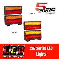 LED AUTOLAMPS MARINE BOAT TRAILER LIGHTS DUNBIER/WATERPROOF/5 YEAR WARRANTY