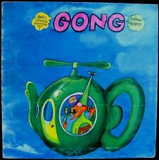 "Gong ""Flying Teapot (Radio Gnome Invisible Pt 1)"" 1973 Vinyl LP Album *UK*"