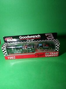 1993 Matchbox Dale Earnhardt Goodwrench Super Stars Team Convoy Limited Edition