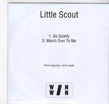 (GF113) Little Scout, Go Quietly - 2014 DJ CD