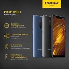 Xiaomi Pocophone F1 - 64 GB - Graphite Black (Unlocked) Agsbeagle