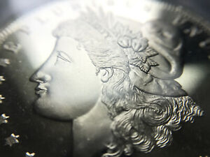 1879 (2004) MORGAN NICKEL PATTERN DOLLAR ICG PR67 LIMITED EDITION! ICG Coin