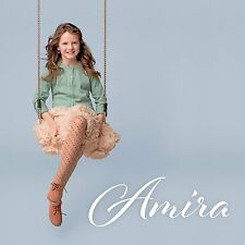 AMIRA WILLIGHAGEN CD - AMIRA (2014) - NEW UNOPENED