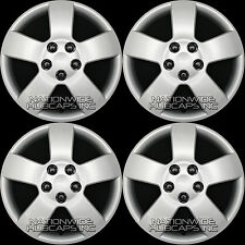 "4 New for Chevy HHR Malibu Pontiac G6 16"" Bolt On Full Wheel Covers Rim Hub Caps"