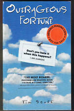 Outrageous Fortune - Tim Scott ADVANCE READING COPY