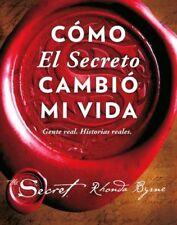 Cómo El Secreto cambió mi vida. NUEVO. Nacional URGENTE/Internac. económico. AUT