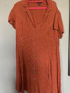 New Look Tea Dress 20 90s Grunge
