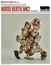 ThreeA 3A WWR 1/6 MEDIC NURSE BERTIE Robot Club #1 Ashley Wood (Square/Bramble)