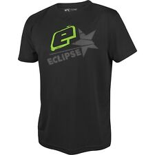 Planet Eclipse Pro-Formance T-Shirt Estar - Black - Large - Paintball