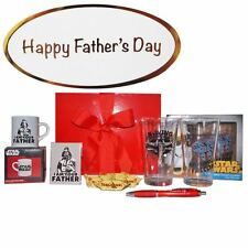 Father's Day Gift Box Star Wars Mini Mug, Glasses, Fridge Magnet & Toblerones