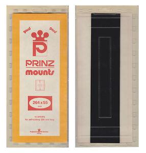 PRINZ MOUNTS - #55 X  264MM - BLACK          FREE SHIPPING       #PZMT-55B