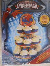 WILTON-3-Tier Treat Stand:Spider Man  W5125072