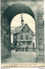 CPA-Carte postale -FRANCE -Joigny  Portail Saint Jean et Maison de Bois (CP1343)