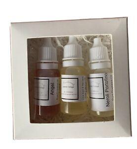 NEOM Dupes set of 3 x 10mls fragrance oils