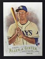 2016 Topps Allen and Ginter #6 Luke Maile RC - NM-MT