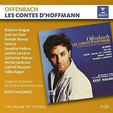 OFFENBACH: LES CONTES D'HOFFMANN NEW CD