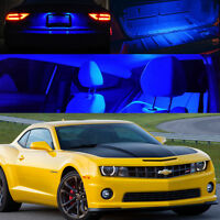 License Plate LED Package 4 Pcs Reverse for Chevrolet Chevy Camaro