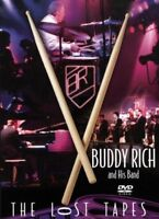BUDDY & HIS BAND RICH - THE LOST TAPES  DVD NEU