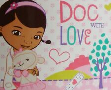 Disney Doc McStuffins Hugs Fleece Blanket Multi-colour